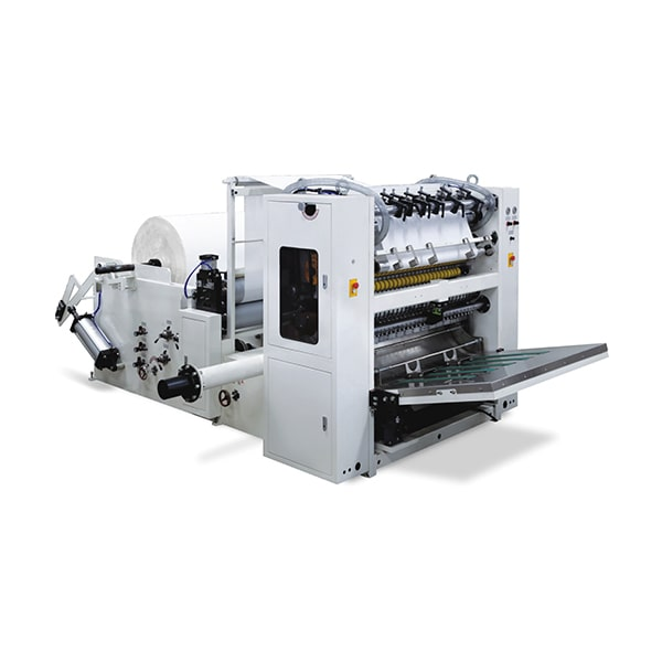 N Fold Hand Towel Printing Making Machine
