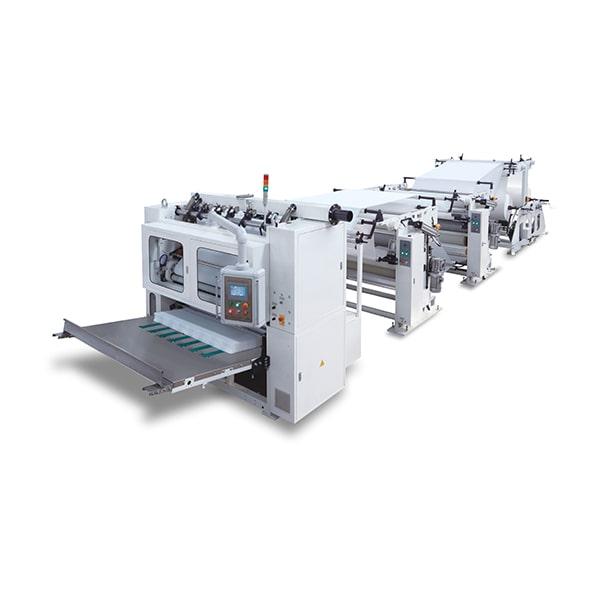Facial Tissue Folding Machine