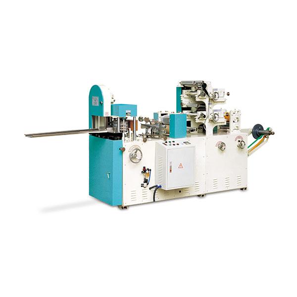 pocket tissue folding machine