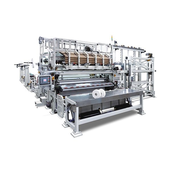 ZQ-HW Automatic High Speed Industrial Roll Slitting Rewinder