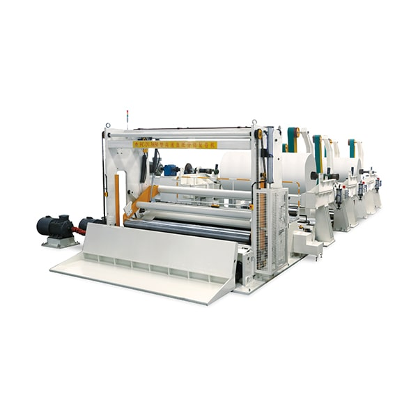 High Speed Slitting Rewinder for Process Packaging Paper and Cultural Paper